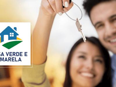 Mercado imobiliário crescerá com o Programa Casa Verde e Amarela