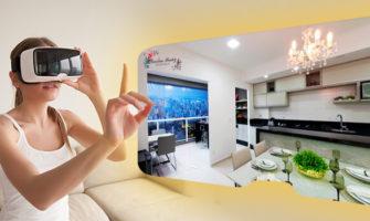 Divulgue seu empreendimento pelo Tour Virtual Personalizado 360° da Affinity