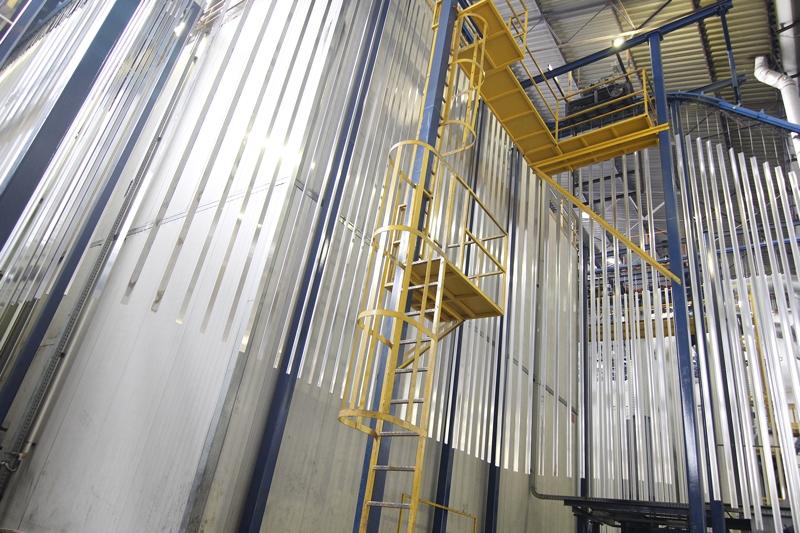 Fotografia de Indústria
