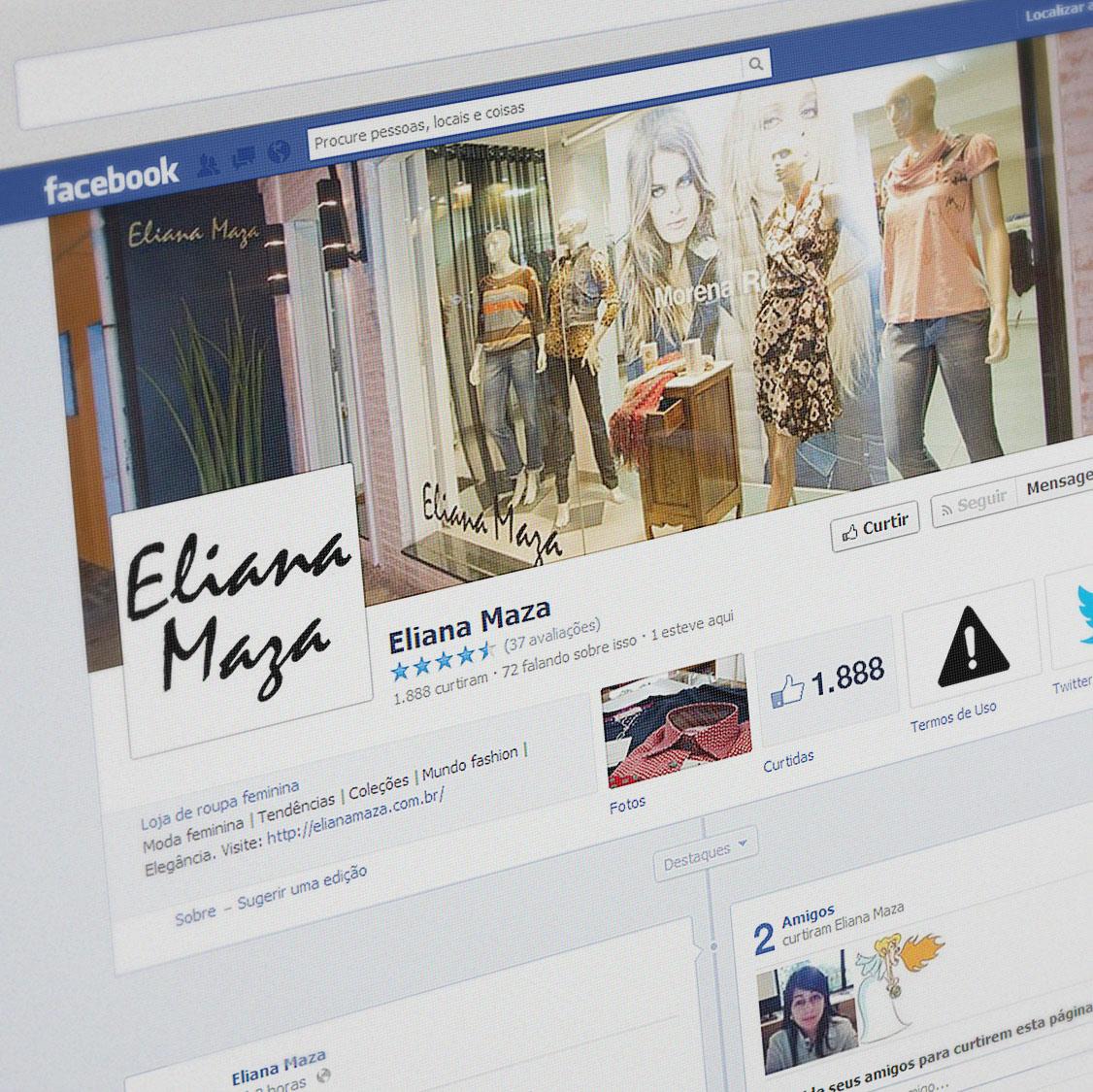 Postagem redes sociais